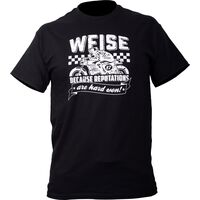 Weise Reputations T-Shirt Black