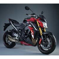 Suzuki GSX-S1000 Graphics Kit White Checkered