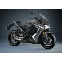 Suzuki GSX-S1000 Graphics Kit Black Grey