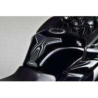 Suzuki Inazuma 250 Tank Pad Protector Carbon