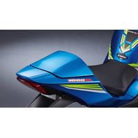Suzuki GSXR 1000 2017 rear seat tail cover