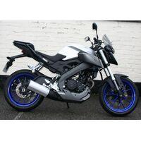 Yamaha MT 125cc for sale Mansfield | Nottinghamshire | Leicestershire | Derbyshire | Midlands