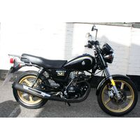 Honley HD3 Custom 125cc for sale Mansfield | Nottinghamshire | Leicestershire | Derbyshire | Midlands