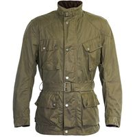 Richa Bonneville Jacket - Green