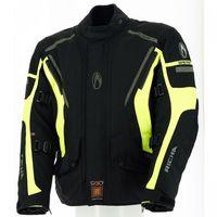Richa Cyclone Jacket - Black and Yellow