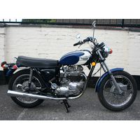 Triumph Tiger TR6RV 650cc for sale Mansfield | Nottinghamshire | Leicestershire | Derbyshire | Midlands