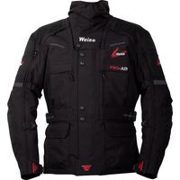 Weise Dakar Adventure Jacket - Black