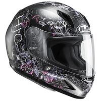 HJC CLY Vela Pink Childrens Ladies Helmet