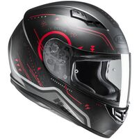 HJC CS-15 Safa Red Helmet