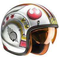 HJC FG-70S Star Wars Rebel X Wing Open Face Helmet
