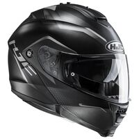HJC IS MAX 2 Dova Black Flip Front Helmet