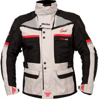 Weise Dakar Adventure Jacket - Black / Stone