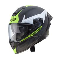 Caberg Drift Evo Carbon - Matt Anthracite / Yellow
