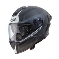 Caberg Drift Evo Carbon - Matt Anthracite / White