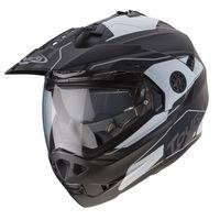 Caberg Tourmax ADV / Enduro Helmet Matt Black / White / Anthracite
