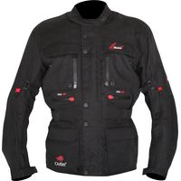 Weise Outlast Element Black Textile Touring Jacket