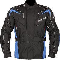Buffalo Hurricane Jacket - Black / Blue