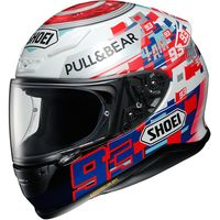 Shoei NXR Marquez Power Up Motorcycle Helmet