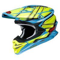 Shoei VFX-WR Glaive TC2 MX helmet