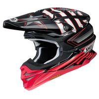 Shoei VFX-WR Grant TC1 MX helmet