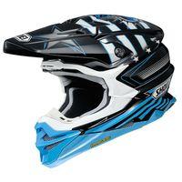Shoei VFX-WR Grant TC2 MX helmet