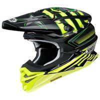Shoei VFX-WR Grant TC3 MX helmet