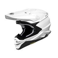 Shoei VFX-WR White MX helmet