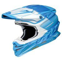 Shoei VFX-WR Zinger TC2 MX helmet