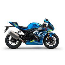 New Suzuki Supersport Bikes Two Wheel Centre Mansfield Nottingham UK