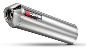 Scorpion Factory Exhaust Triumph 675 Street Triple 07-12