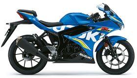 New 2017 Suzuki GSX-R125-L7-MotoGP-Blue