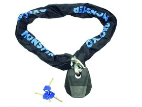 Oxford Monster XL Lock and Chain