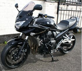 Suzuki GSF1250 SA L0 Bandit ABS for sale Mansfield | Nottinghamshire | Leicestershire | Derbyshire | Midlands