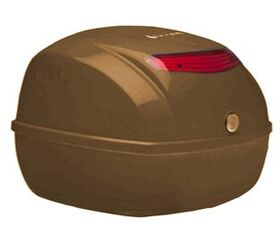Vespa LX Top Box Bronze