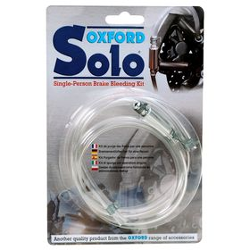 Oxford Solo Brake Bleeding Kit