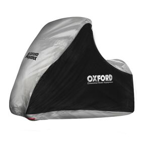 Oxford Aquatex Essential Motorcycle Cover - For Three Wheeled Scooters