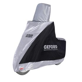 Oxford Aquatex Essential Motorcycle Cover - With High Screen