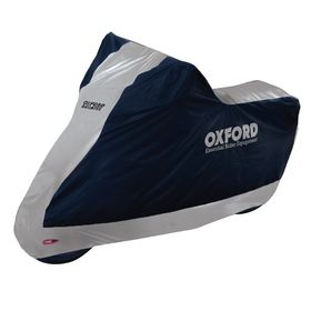 Oxford Aquatex Essential Motorcycle Cover - Standard
