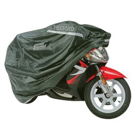 oxford stormex motorcycle cover in small