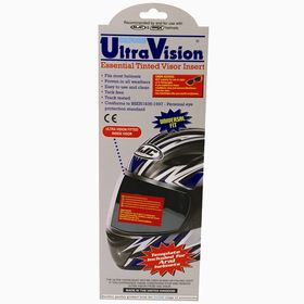 Oxford Ultra Vision Tinted Visor Insert