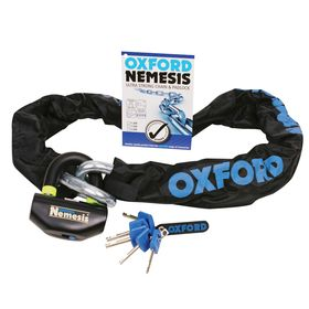 Oxford Nemesis Chain and Padlock