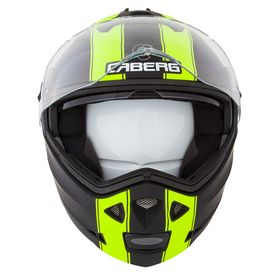 Caberg Duke Legend Matt Black / Fluo Yellow
