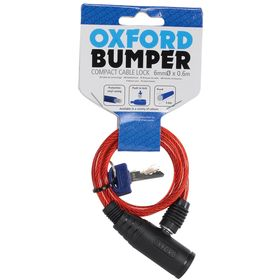 Oxford Bumper Cable - Red