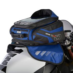 Oxford M30R Tank Bag M30R - 30 litres Blue