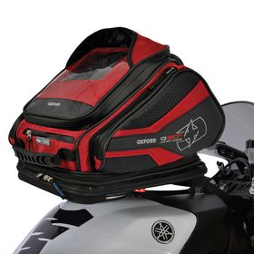 Oxford Q30R Tank Bag 30 litres Red