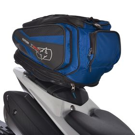 Oxford T30R Tail Pack Blue - 30 Litres