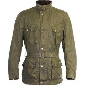Richa Bonneville Jacket - Green