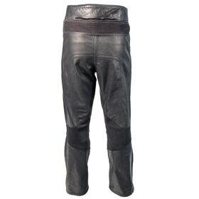 Richa Cafe Trousers Black Rear