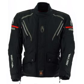 Richa Cyclone Jacket - Black