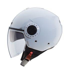 Caberg Riviera V3 Open Face Helmet White